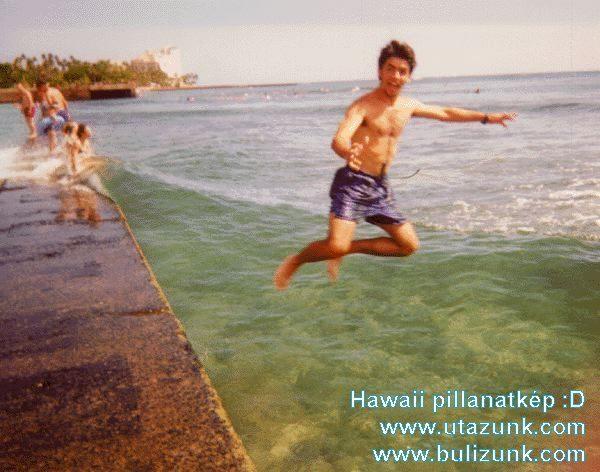 Hawaii-i pillanatkép :D
