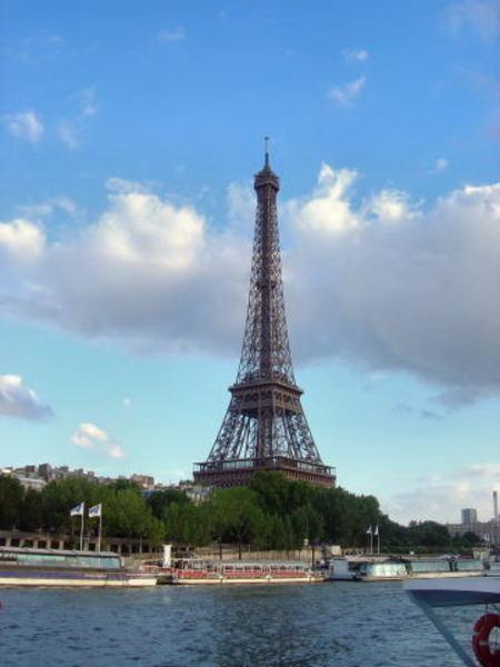 Franciaország, Párizs, Eiffel Torony