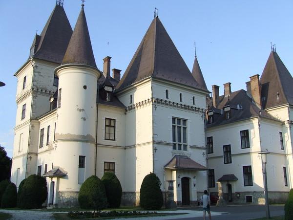 Tiszadob Andrássy-kastély