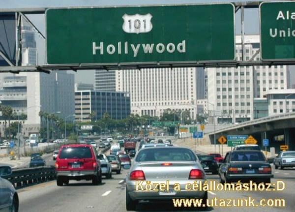 LA, Hollywood
