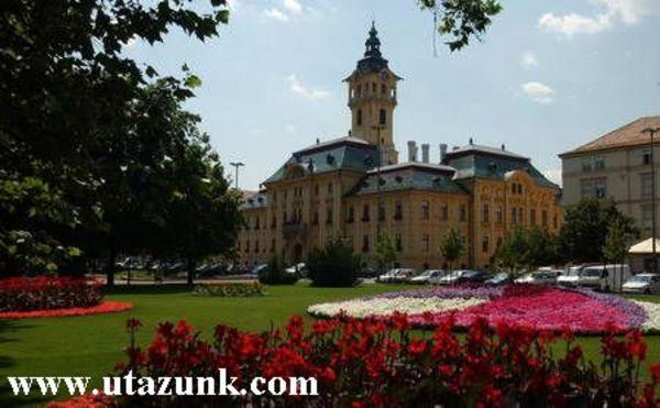 Szeged - Széchenyi tér