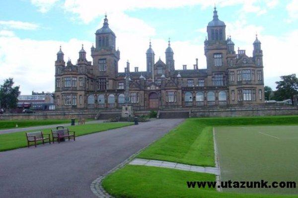 Az Edinburgh-i egyetem