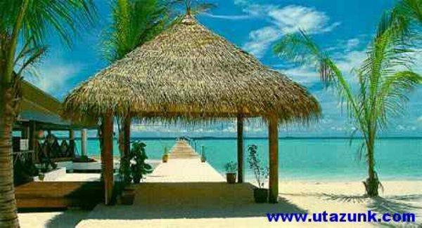 Maldív-szigetek, irány a part