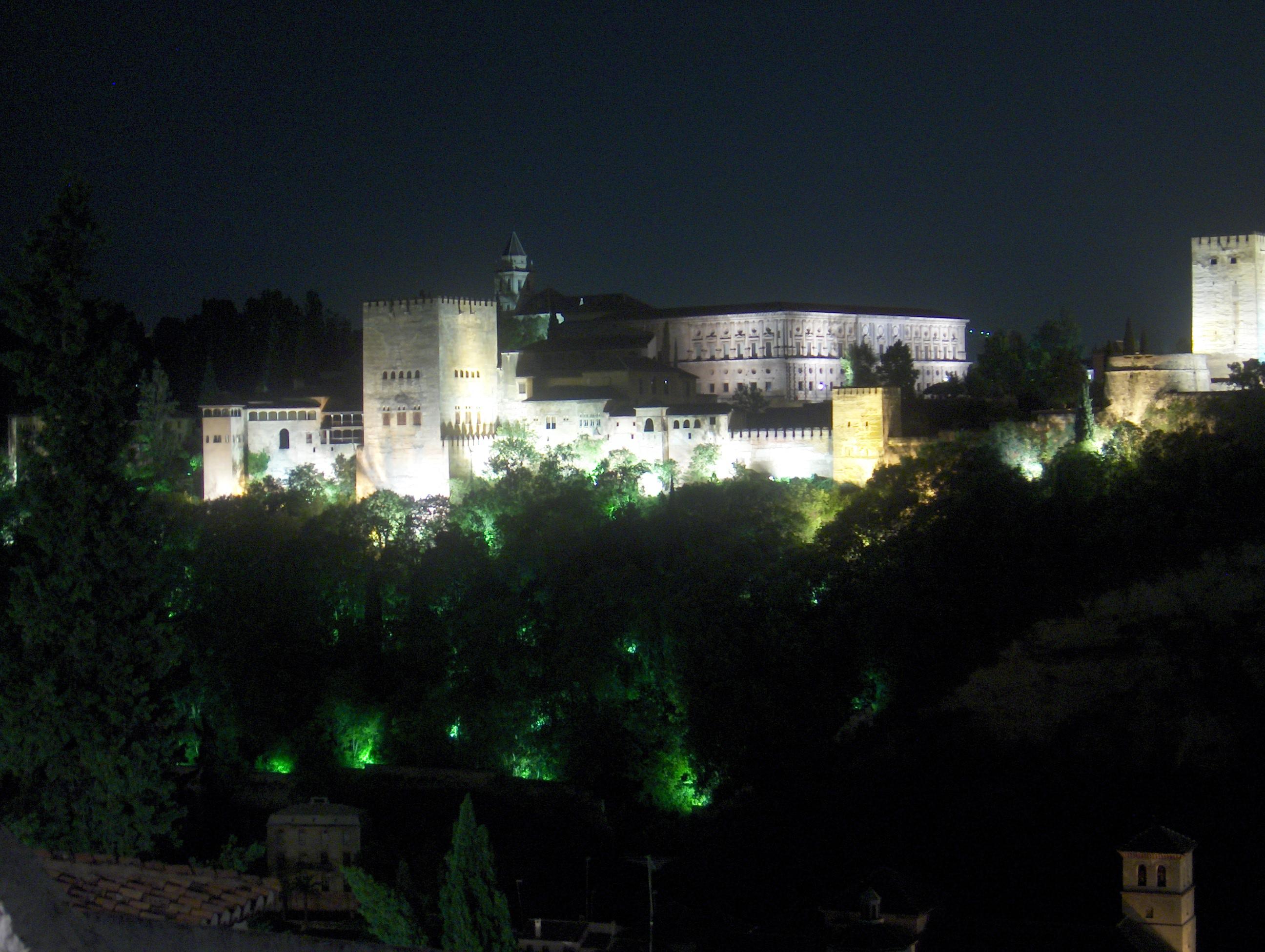 Spanyolország,Granada-Alhambra