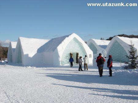 Ice Hotel Kanadában