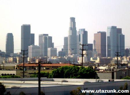 Los Angeles üzleti negyede