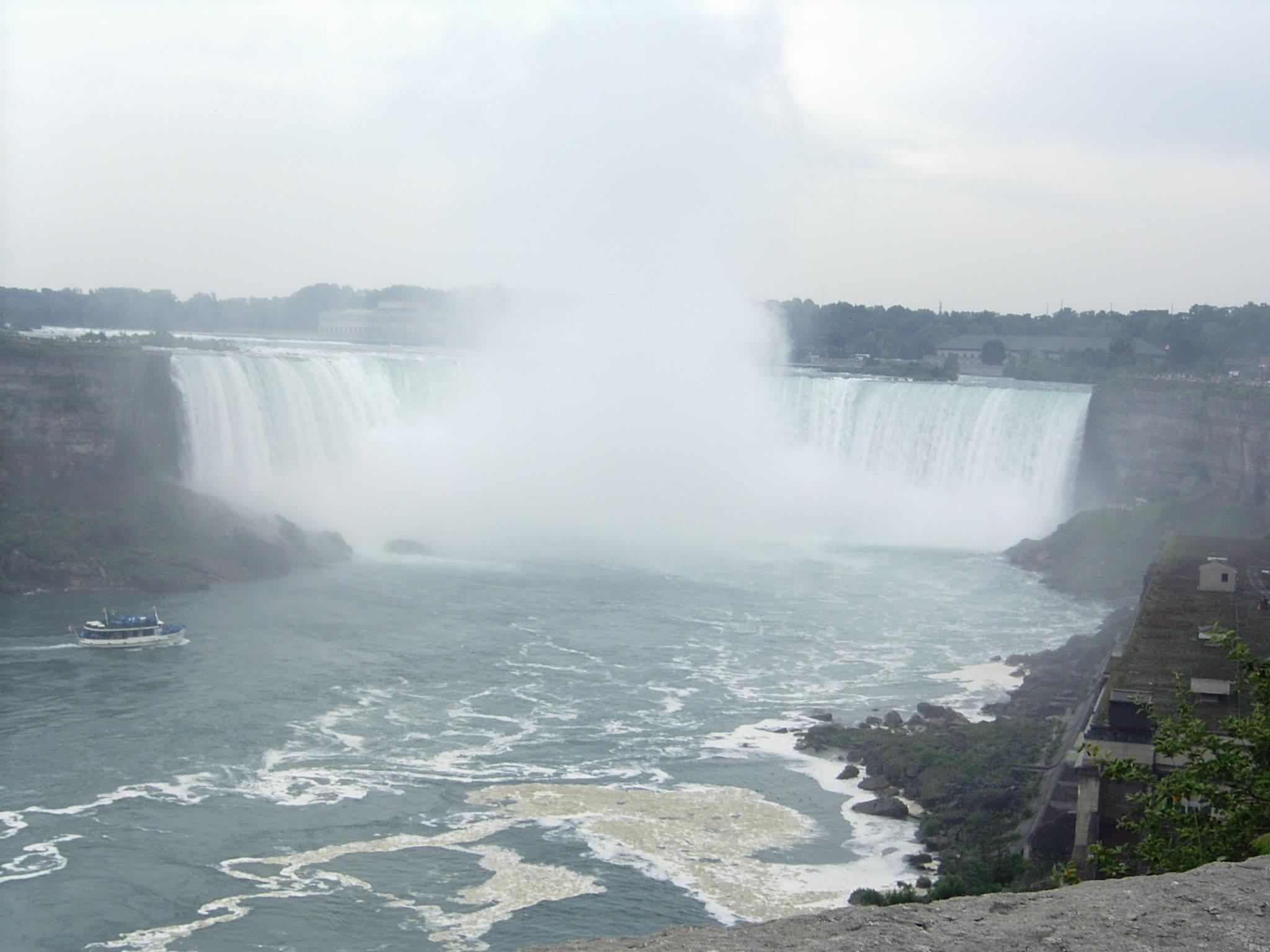 Niagara vízesés 2