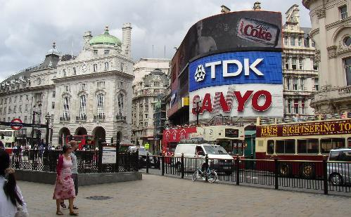 London belvárosa