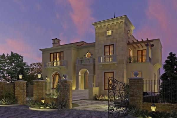 Dubai luxusház