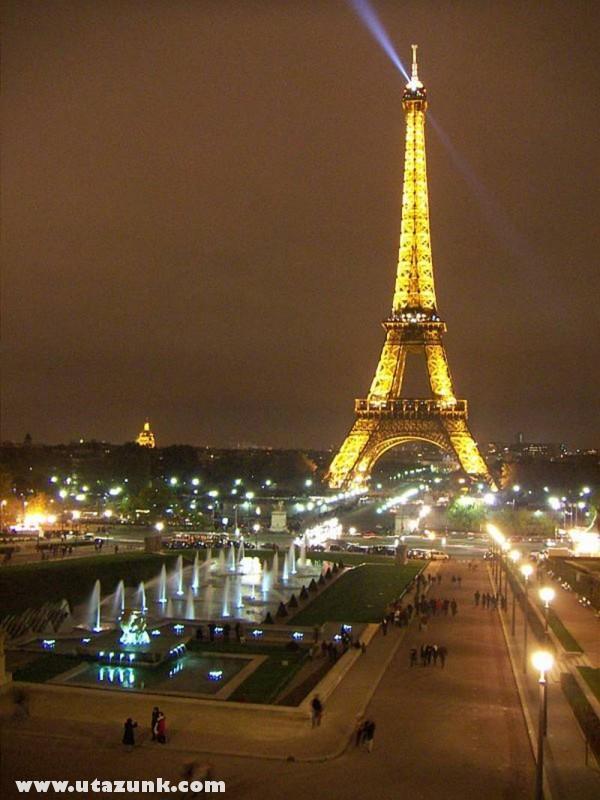 Párizs, Eiffel torony