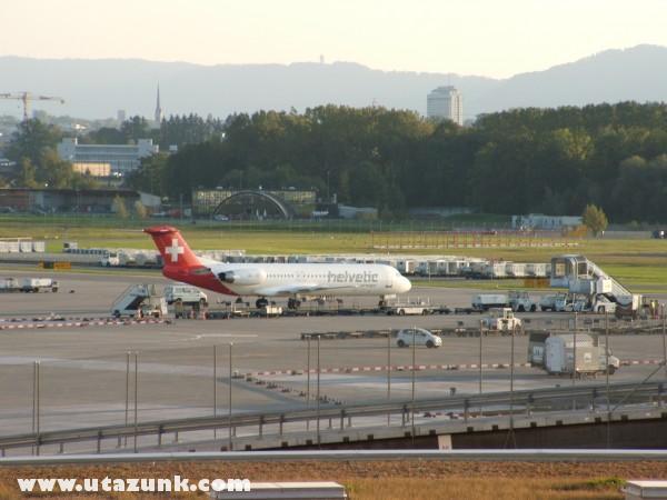 Zürich - Nemzetközi Repülõtér