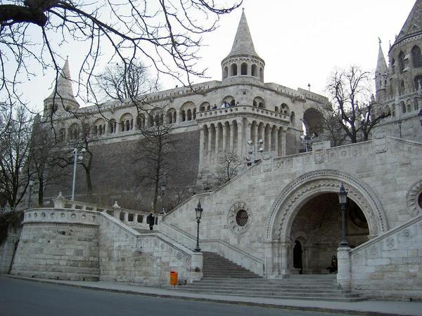 Halászbástya - Budapest
