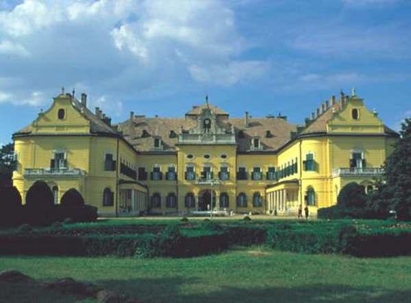 Nagymágocsi kastély