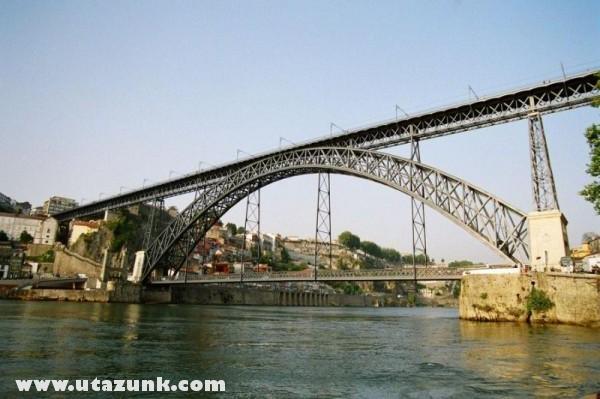 Híd Portugáliában
