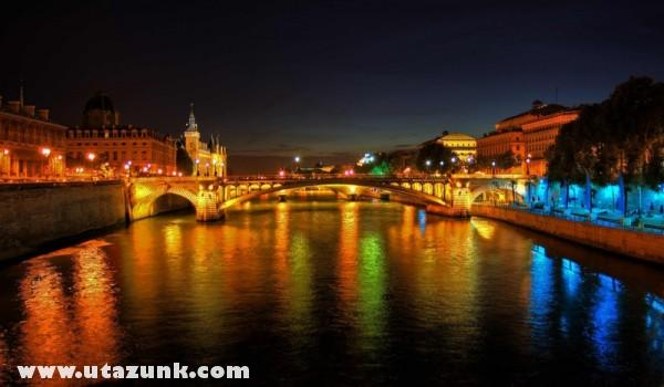 Párizsi éjszaka