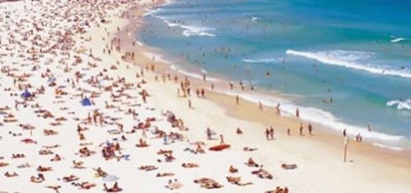 Bondi Beach, Ausztrália