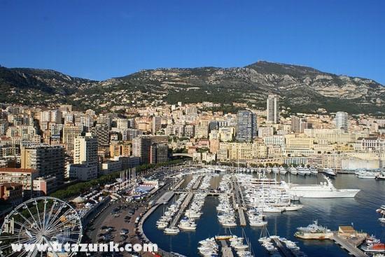 Monacoi kikötõ