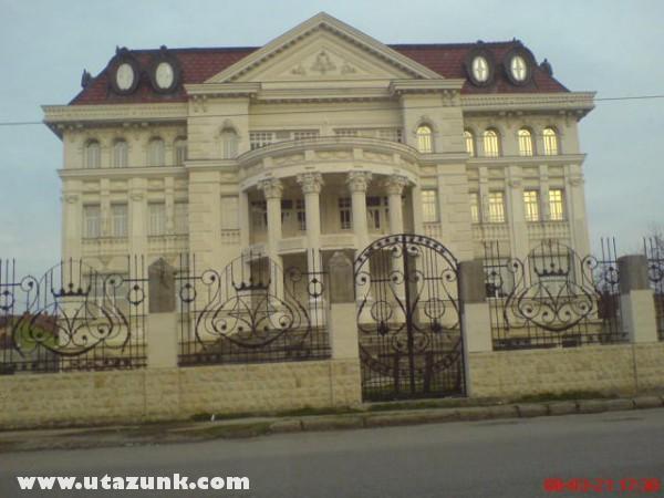 Magánház Romániában