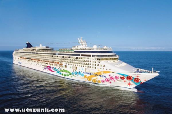 Bahamas-cruise a partyhajó
