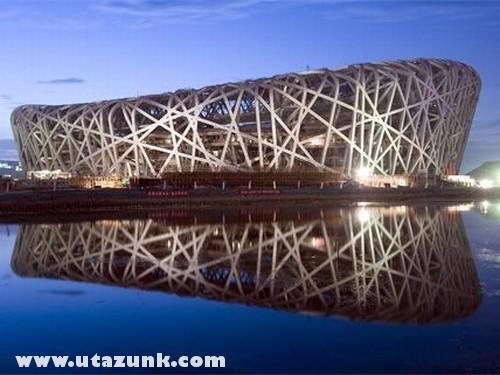 A pekingi sportcsarnok