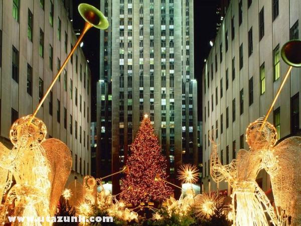 Christmas at Rockefeller Center, New York