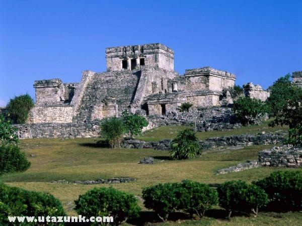 El Castillo, Tulum, Mexikó