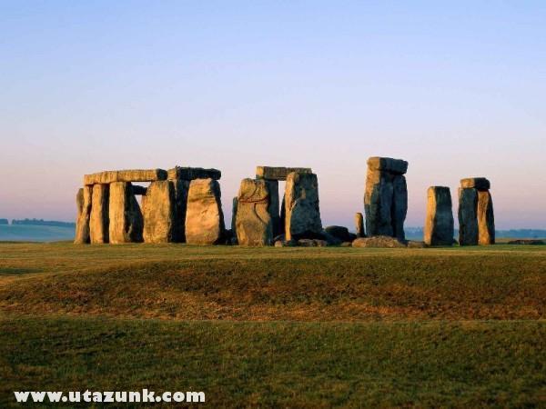 Famous Rock Group, Stonehenge, Wiltshire, Anglia