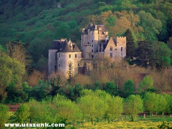 Fayrac Manor, Beynac, Franciaország