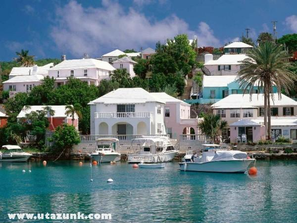 Flatts Harbor, Smiths Parish, Bermuda