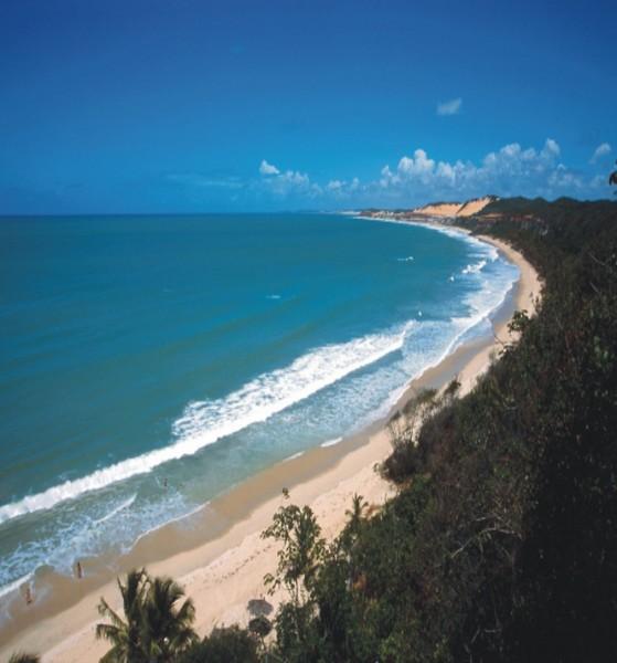 Brazil tengerpart