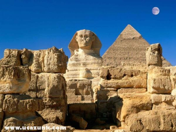 Great Sphinx, Giza, Egyiptom