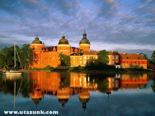 Gripsholm Castle, Mariefred, Svédország