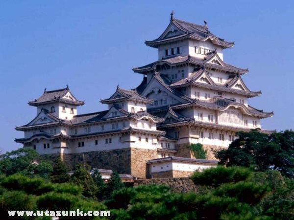 Himeji Castle, Himeji, Japán