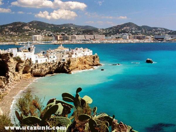 Ibiza, Spanyolország