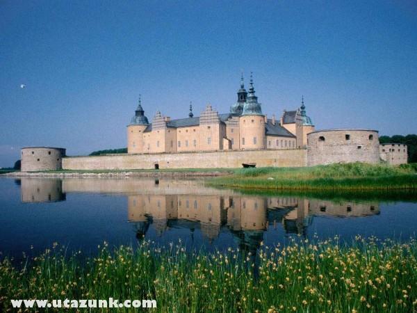 Kalmar Castle, Kalmar, Svédország