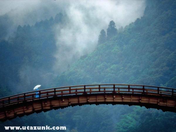 Kintai Bridge, Japán