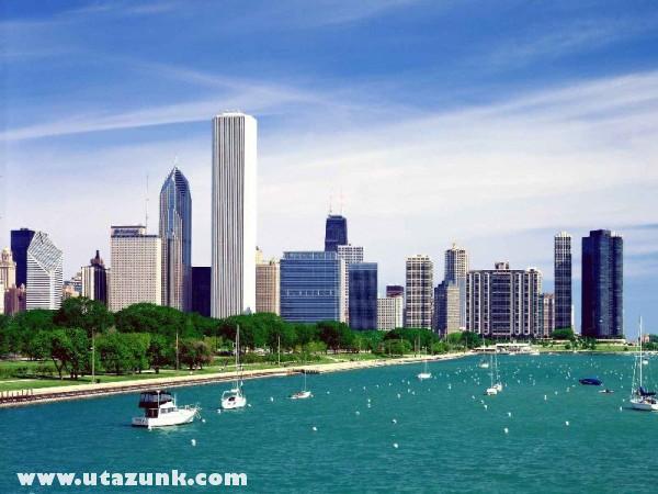 Michigan-tó, Chicago