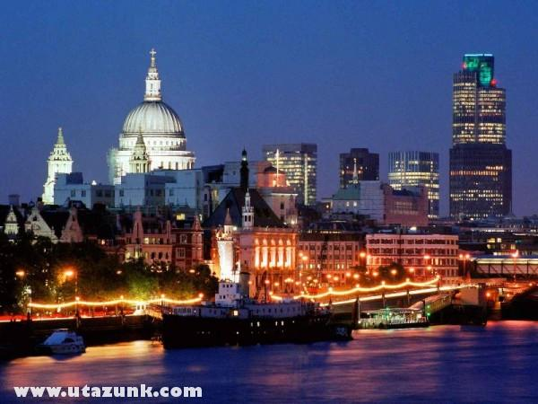 London Skyline, Anglia