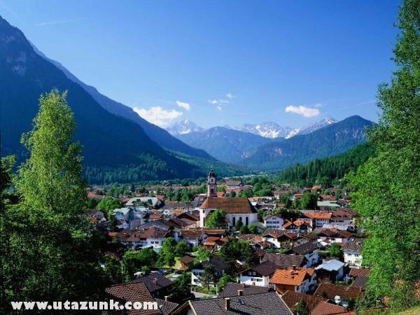 Mittenwald, Bavaria, Németország