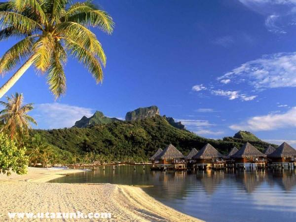 Moana Beach, Bora Bora
