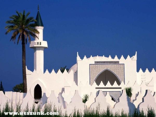 Mosque of the King Abdul-Aziz, Spanyolország