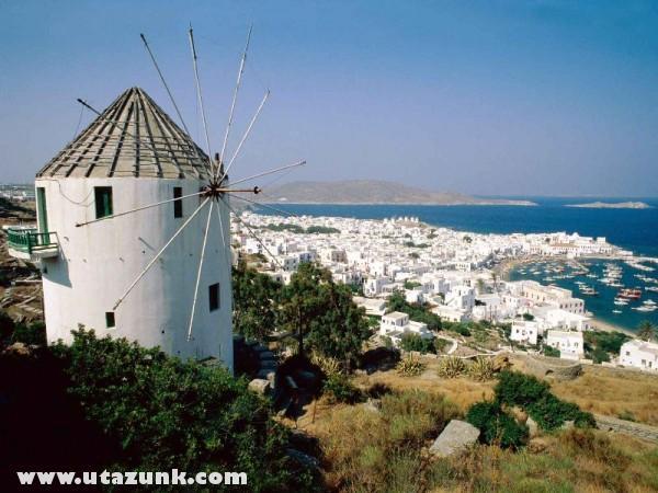 Mykonos, Görögország