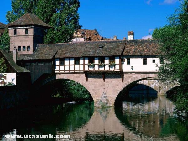 Pegnitz River, Németország