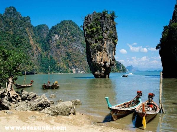 Phang-Nga Bay, Phuket