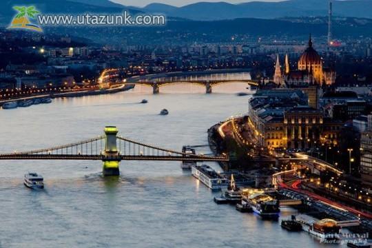 Budapest éjjel - nappal