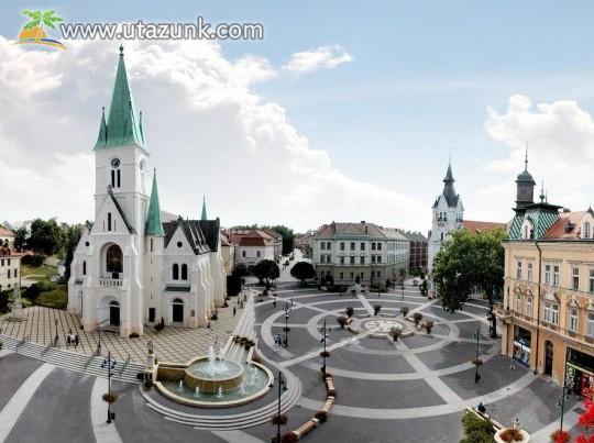 Kossuth tér, Kaposvár
