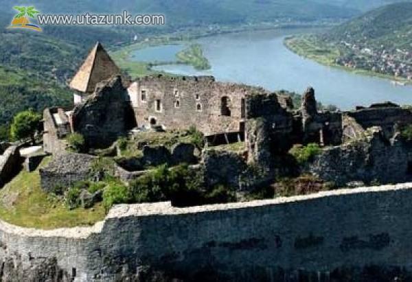 Visegrádi vár, Dunakanyar