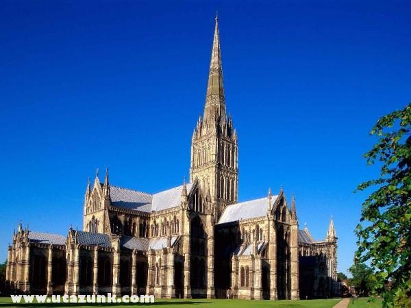 Salisbury Cathedral, Wiltshire, Anglia