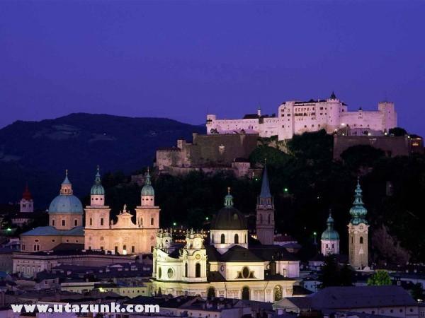 Salzburg, Ausztria