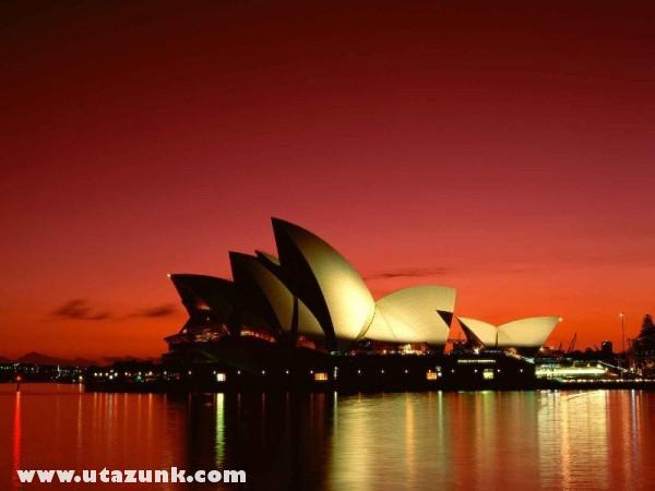 Scarlet Night, Sydney Opera House, Sydney